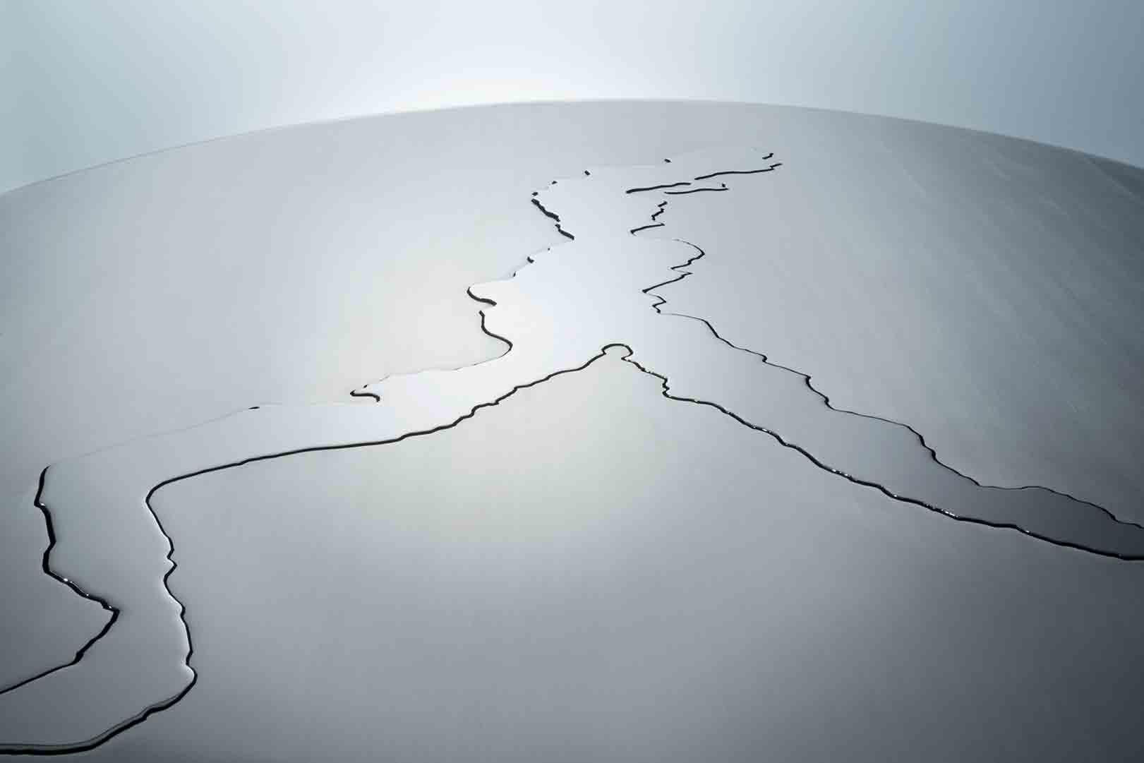 Tavolo Como Lake, dedicato al lago di Como