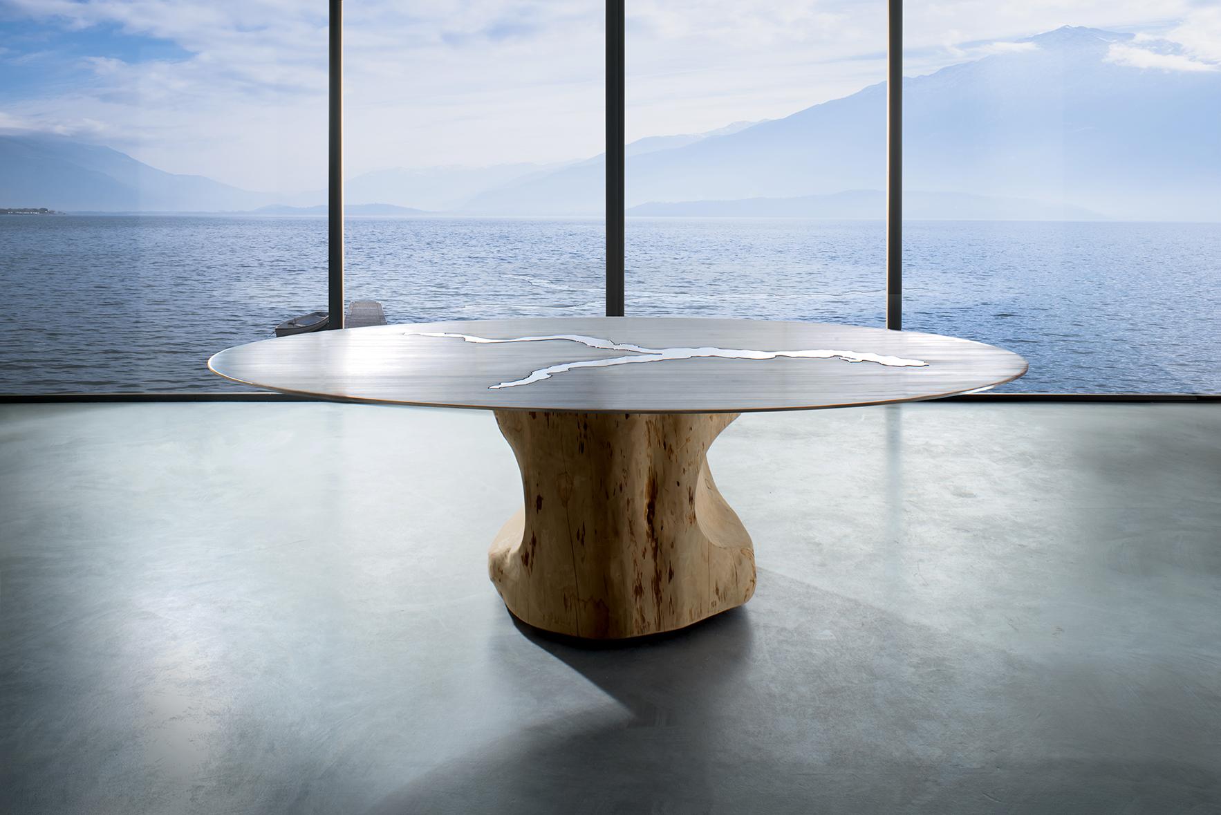 Presentazione di Como Lake, tavolo dedicato al Lago di Como