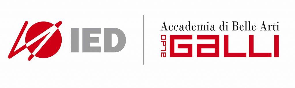 Logo dell'accademia A. Galli, in collaborazione con Vener Tailor made art